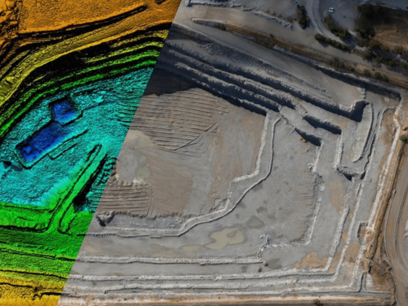 THE USE OF DIGITAL PHOTOGRAMMETRY FOR RISK INSPECTIONS